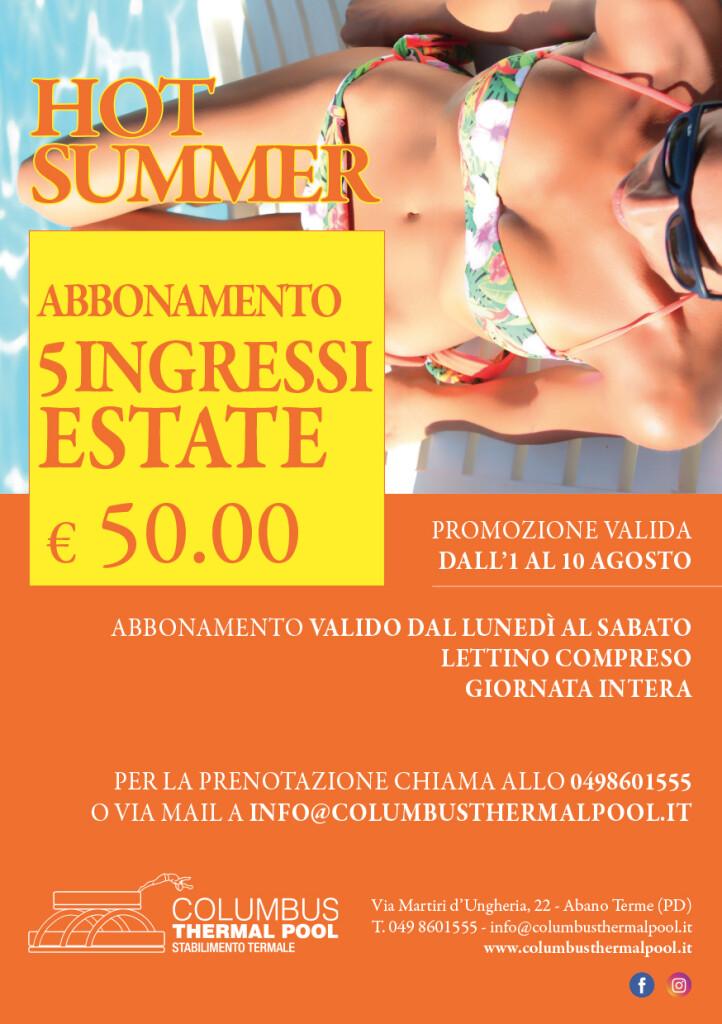 VOLANTINO_HOT SUMMER